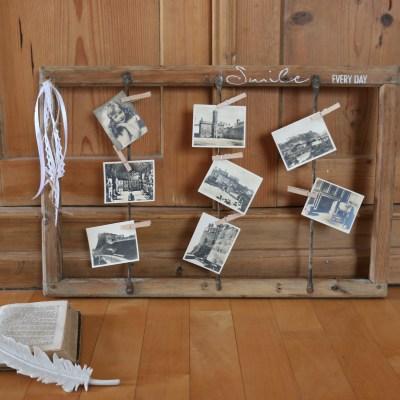 Fotofenster Vintage